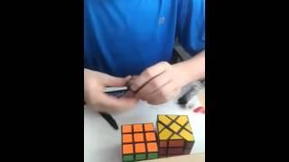 Cutter Cube Mod Timelapse part 1
