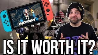 PAYDAY 2 for Nintendo Switch - Is It Worth It?! | RGT 85