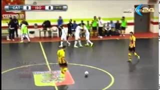 イタリア セリエA2 フットサルリーグ で活躍中の、永井義文選手のアウ...