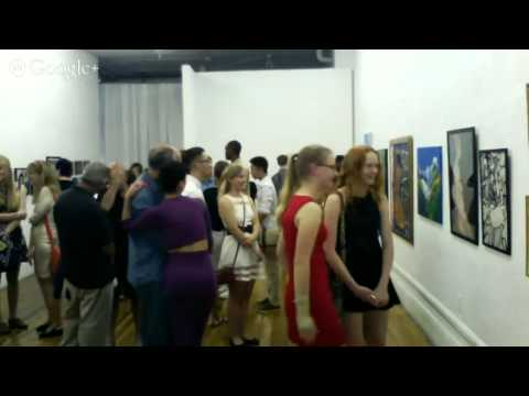 Broadway Gallery July Opening