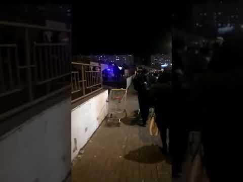 Эвакуация торговых центров в Ростове, Золотой Вавилон
