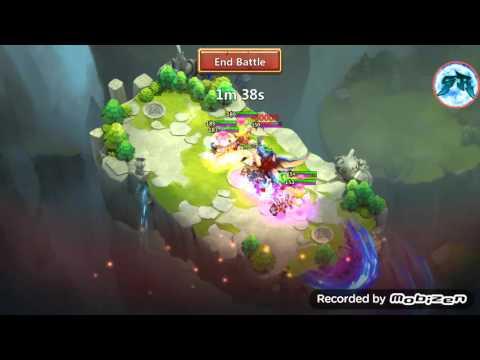 Castle Clash - Demon with 27355