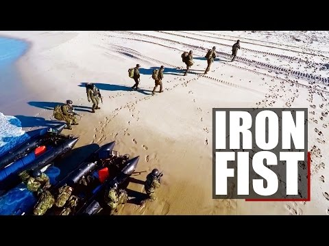 Iron Fist | JGSDF, I MEF Marines train together