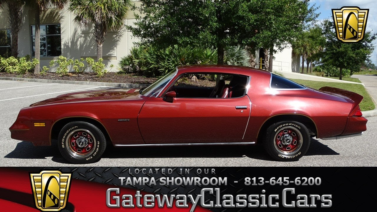 717 tpa 1978 chevrolet camaro 4 1l i6 3 speed automatic youtube rh youtube com 1978 camaro manual brakes 1978 camaro manual steering box