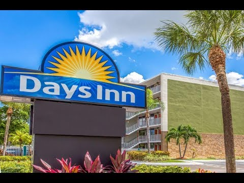 Days Inn Fort Lauderdale Airport North Cruise Port - Fort Lauderdale Hotels, Florida