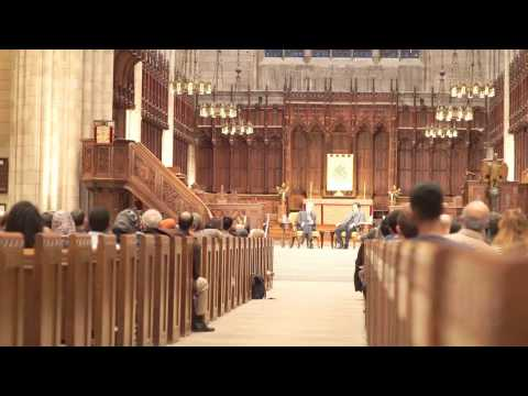 "Abrahamic Faith in the ""Age of Feeling"" – Professor Robert George and Shaykh Hamza Yusuf"