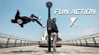 Change your Taipei - Fun Action - Taiwan Parkour u0026 Freerun /台灣跑酷特輯 (ft.螞蟻 .DE JuN)