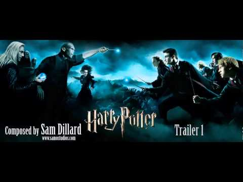 Harry Potter Game Trailer Original Music