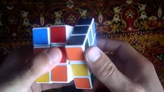 Как собрать кубик Рубика? Видеоурок №4
