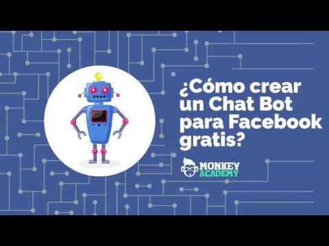 ¿Cómo Crear Un Chatbot Para Facebook? ¡EN 15 MINUTOS!