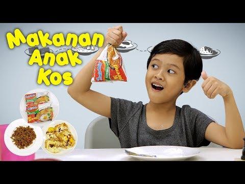 KATA BOCAH tentang Makanan Anak Kos (Indomie Kremes, Sayur Labu, Tempe Orek) | #34 thumbnail