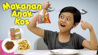 KATA BOCAH tentang Makanan Anak Kos (Indomie Kremes, Sayur Labu, Tempe Orek)   #34