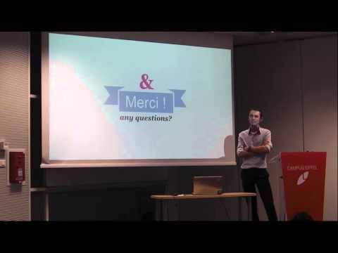 les outils et les procédés utilisés dans la production d'un jeu AAA par Antoine Reux