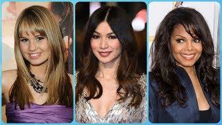 Top 20 najboljih frizure za poludugu kosu okruglo lice