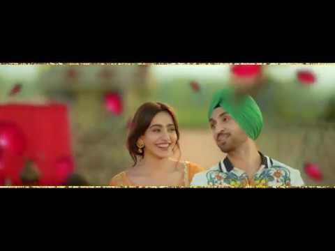 Diljit Dosanjh | Gulabi Pagg (Remix) | Neha Sharma | Jatinder Shah | Ranbir Singh | Indi Singh