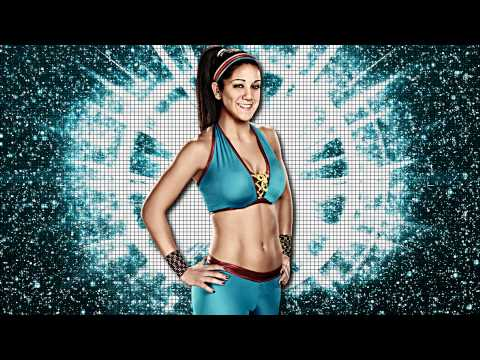 """WWE: """"Turn It Up"""" ► Bayley 3rd Theme Song"""