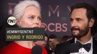 EMMYS | Westworld - Ingrid Bolso Berdal y Rodrigo Santoro