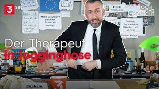 Sebastian Pufpaff – Laientipps gegen den Dachschaden, so krank macht der Lockdown