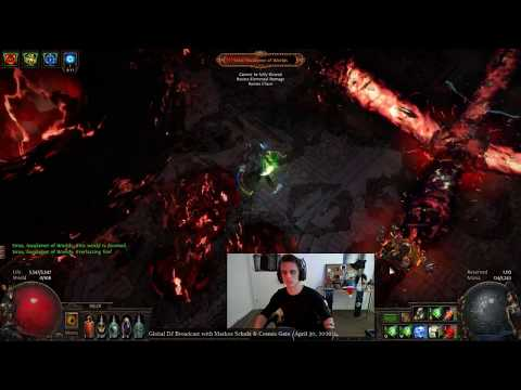Burning Arrow Clearing My 1st 100% Delirium T16 Guardian Map - Crushing All Content