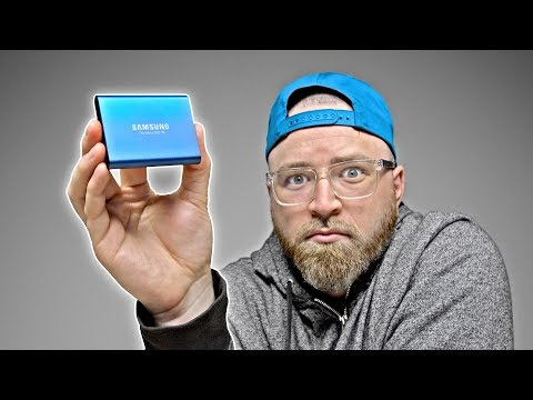 DON'T Buy A Portable Drive Without Watching This.