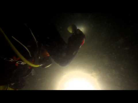 Mystery Wreck Dive With Aqualung Mistral Twin Hose Regulator