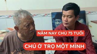 Nghệ sĩ Mạc Can 75 tuổi ở trọ một mình và viết báo kiếm sống!!!