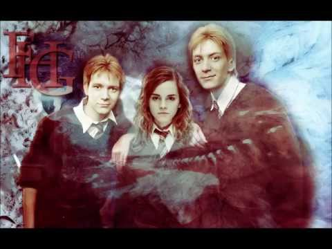 Fred, George And Hermione- Die Young