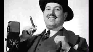 Great Gildersleeve radio show 4/16/47 The Whole Town Is Talking