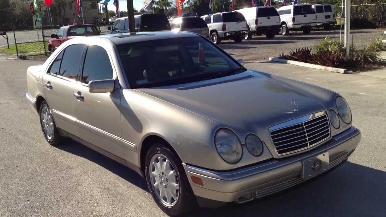 1999 mercedes benz e320 view our current inventory at fortmyerswa com