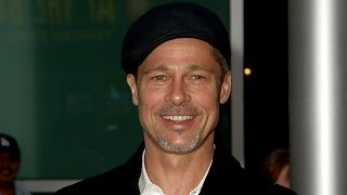 Brad Pitt Is All Smiles at 'The Lost City of Z' Premiere -- See the Pic!