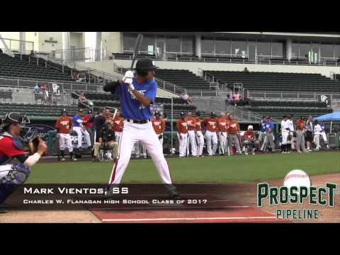 Mark Vientos Prospect Video, SS, Charles W Flanagan High School Class of 2017