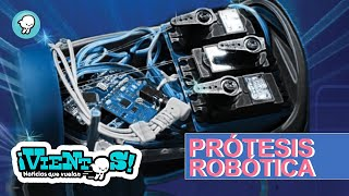 "Breves: ""Prótesis de brazo robótico de bajo costo"""