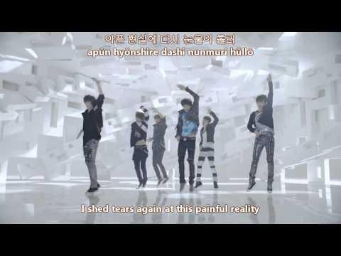 EXOK  MAMA MV english subs + romanization + hangul