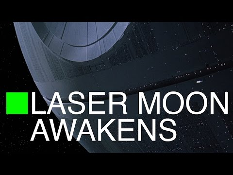 STAR WARS EP 4: Laser Moon Awakens