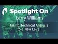 Spotlight On ... Larry Williams