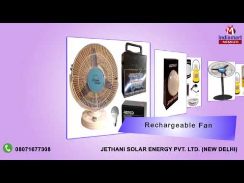 Emergency Light By Jethani Solar Energy Pvt. Ltd., New Delhi