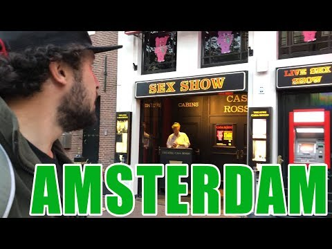 The unofficial guide to AMSTERDAM