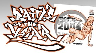 DJ Opossum & Wegotsoul - The Groove - BOTY SOUNDTRACK 2004 Battle Of The Year