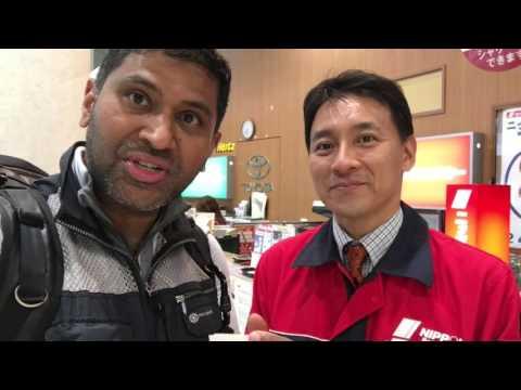 Great customer service Kansai Nippon Rent a Car