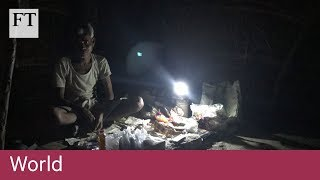 Electrifying India's villages