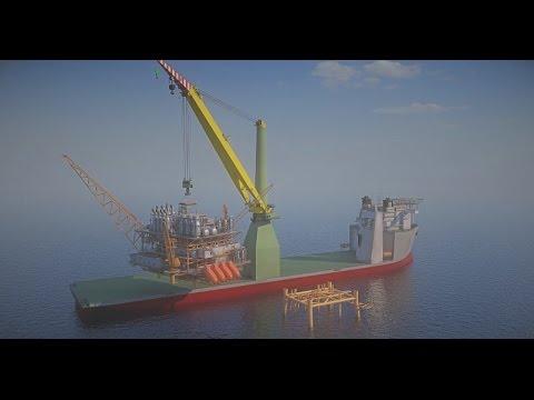Capabilities crane vessel Bokalift