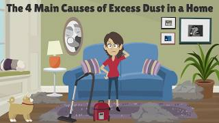 Why Is My House So Dusty? | 4 Ways to Fight Dust in Your Home Resimi
