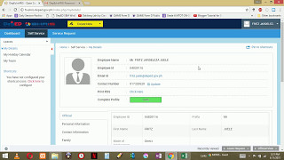 A short tutorial on the deped ehris activating account, changing account password, filing and completing personal data sheet.