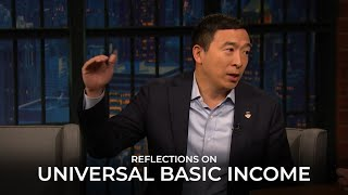 Reflections on Universal Basic Income - The Rest Is Up to You