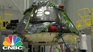 Look Inside Boeing's Race Against SpaceX To Launch The Next Generation Of Human Spaceflight | CNBC