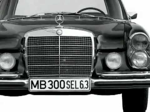 Mercedes-Benz W 108/W 109 Series