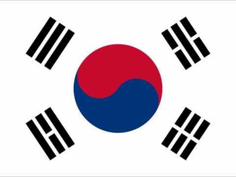 Republic of Korea National Anthem(World Cup Version)