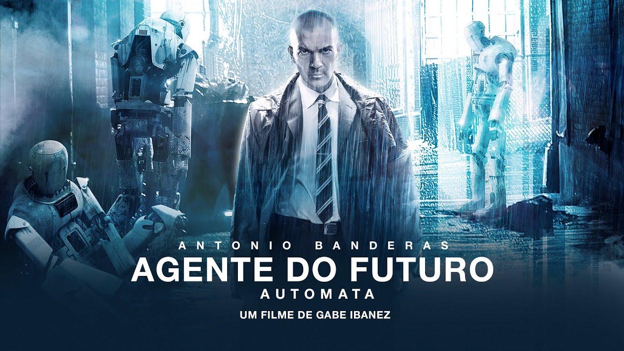 O Agente Do Futuro Trailer Legendado Hd