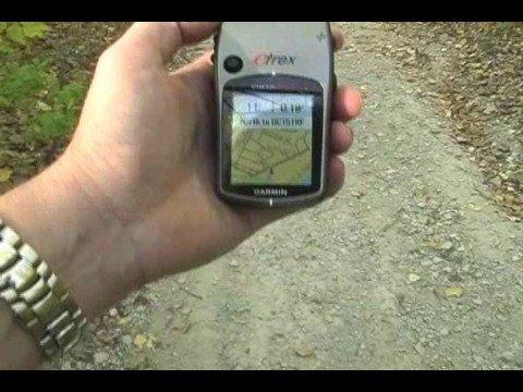 Garmin eTrex Vista Handheld GPS Review & Geocaching how-to