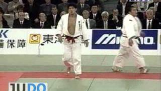 JUDO 2002 All Japan: Kosei Inoue 井上 康生 (JPN) - Yasuyuki Muneta 棟田 康幸 (JPN)